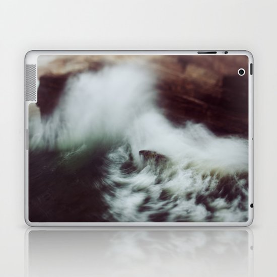 Guadalupe Wave Laptop & iPad Skin