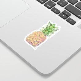 Brite Pineapple Sticker