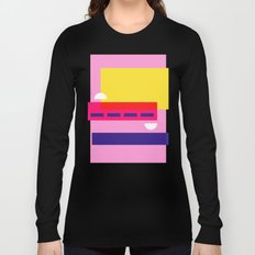 Bright Abstract I Long Sleeve T-shirt