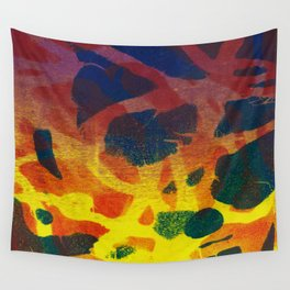 Abstract No. 124 Wall Tapestry