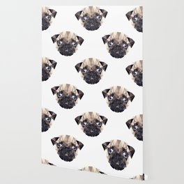 Pug Diamonds Wallpaper
