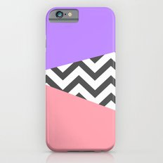 Color Blocked Chevron 7 Slim Case iPhone 6s