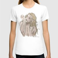 fili T-shirts featuring Milky Fili by ScottyTheCat