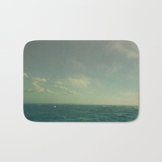 Limitless Sea Bath Mat