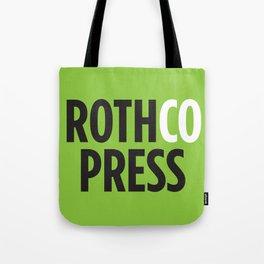 Rothco Press Logo Tote Bag