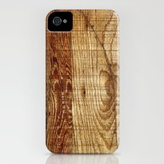 Wood Photography Slim Case iPhone (4, 4s)