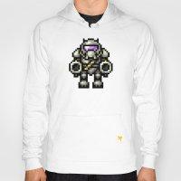 trooper Hoodies featuring Trooper by HOVERFLYdesign