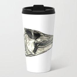 Northern Chain Pickerel Head Travel Mug