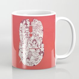 Adulthood - Mashup Coffee Mug