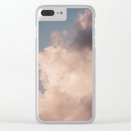 sk series2 Clear iPhone Case