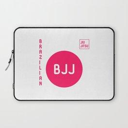 My Favorite Sport is Brazilian Jiu-Jitsu BJJ Training MMA Laptop Sleeve