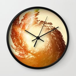 Becoming One Wall Clock