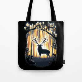 Master of the Forest Tote Bag
