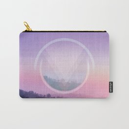 Evening Sunshine Carry-All Pouch