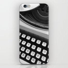Remington Typewriter iPhone Skin