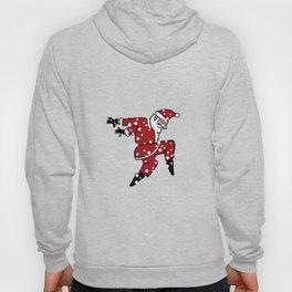 Dancing Santa - 5 Hoody
