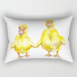 Ducklings Rectangular Pillow