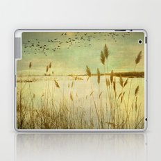Winter Grass Laptop & iPad Skin