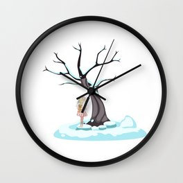 Love your Child Wall Clock