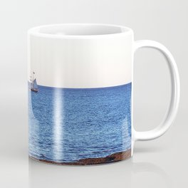 Tallship on the Saint-Lawrence Coffee Mug
