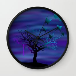 Life and Death Wall Clock