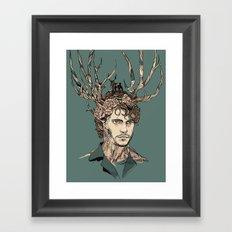 I Believe You Framed Art Print