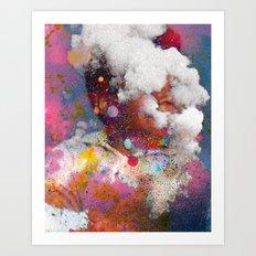Untitled 20110308h (Gary) Art Print