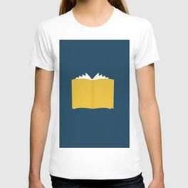 open book T-shirt