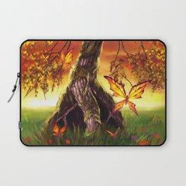Butterfly Tree Laptop Sleeve