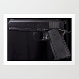 M1911, Made in China Art Print