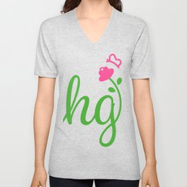 HG Sisterhood Logo Unisex V-Neck