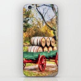 Bourbon iPhone Skin