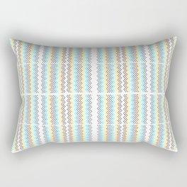 curtains Rectangular Pillow