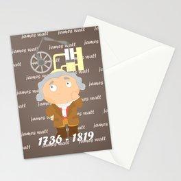 James Watt Stationery Cards