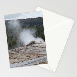Geyser Steam Stationery Cards
