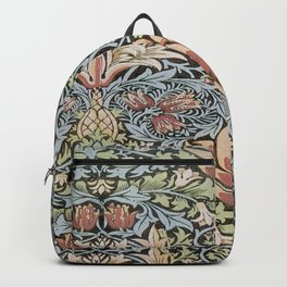 Art work of William Morris 6 Backpack
