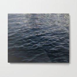 Santa Monica Ocean Metal Print
