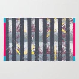 Polarised - frame graphic Rug