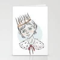 prince Stationery Cards featuring Prince by Галина Дук