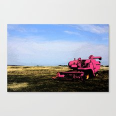 Rollin' In Style Canvas Print