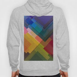 Abstract Composition 675 Hoody