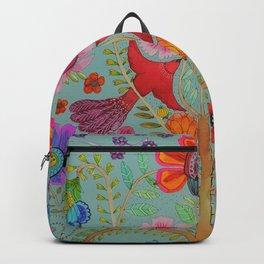 kalamkari Backpack