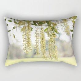 Lacy Curtain Rectangular Pillow