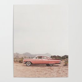 California Living Poster