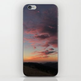 Untitled Sunset #3 iPhone Skin