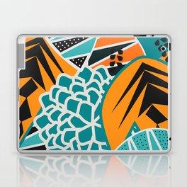 Leaf tropicana Laptop & iPad Skin