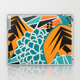 Leaf tropicana Laptop & iPad Skin