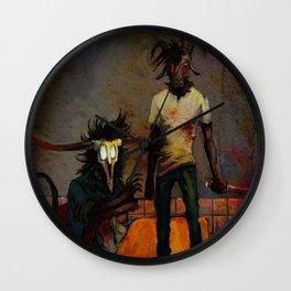 Pizza Night Wall Clock