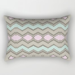 tribal baby Rectangular Pillow