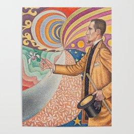 Portrait of Félix Fénéon Poster